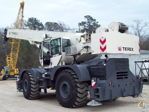 NEW 2018 TEREX RT-780 Crane for Sale in Oklahoma City Oklahoma on CraneNetwork.com