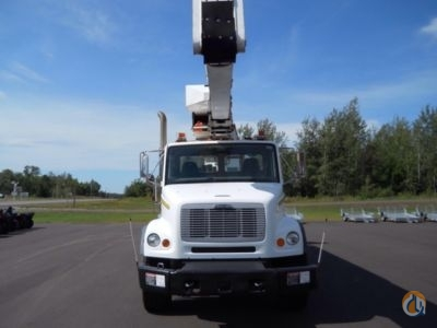 Sold 2004 Altec HL125 Crane for  in Charlotte Michigan on CraneNetworkcom