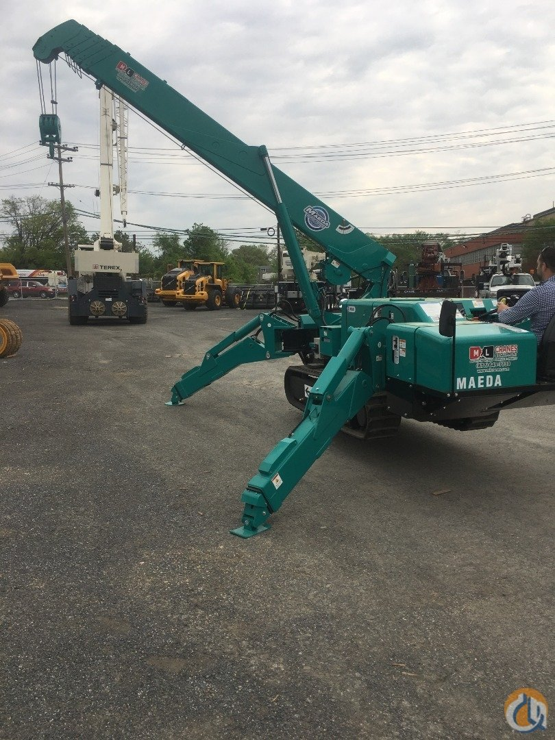 MC405 Crane for Sale or Rent in Baltimore Maryland on CraneNetwork.com
