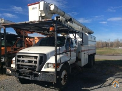 Sold 2007 Altec LRV60-E70 Crane for  in Rome New York on CraneNetwork.com