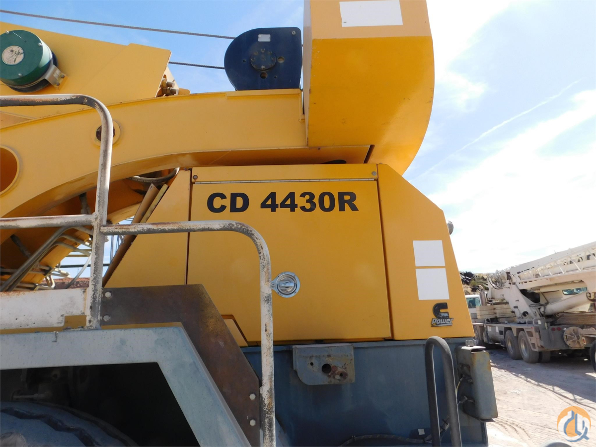2009 BADGER CD4430 Crane for Sale in North Syracuse New York on CraneNetwork.com