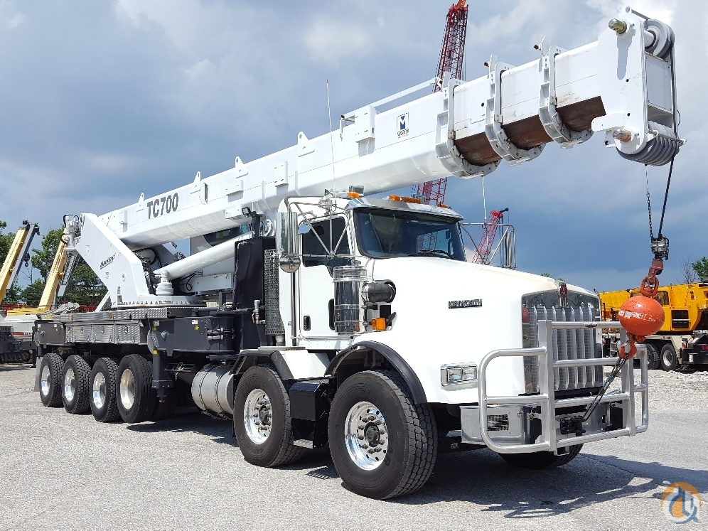 2015 MANITEX TC700 Crane for Sale in Solon Ohio on CraneNetwork.com