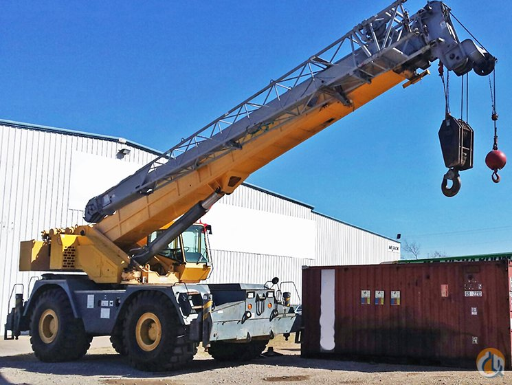 2001 Grove RT875C Crane for Sale in Mesquite Texas on CraneNetwork.com