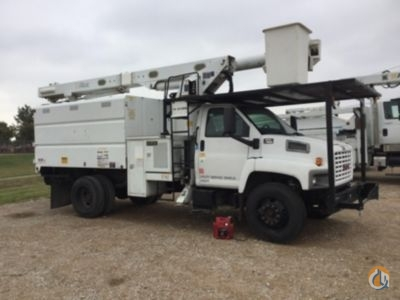 Sold 2005 Altec LRV-55 Crane for  in Waxahachie Texas on CraneNetworkcom