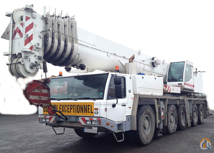 2008 Tadano ATF 160G-5 Crane for Sale on CraneNetwork.com
