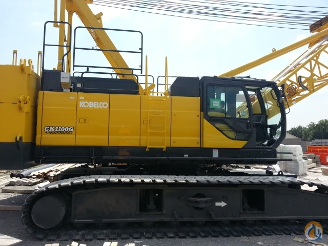 2019 KOBELCO CK1600G-2 Crane for Sale or Rent in Nisku Alberta on CraneNetwork.com