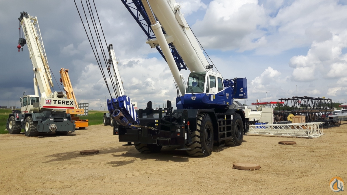 2019 TADANO GR1000XL-3 Crane for Sale or Rent in Nisku