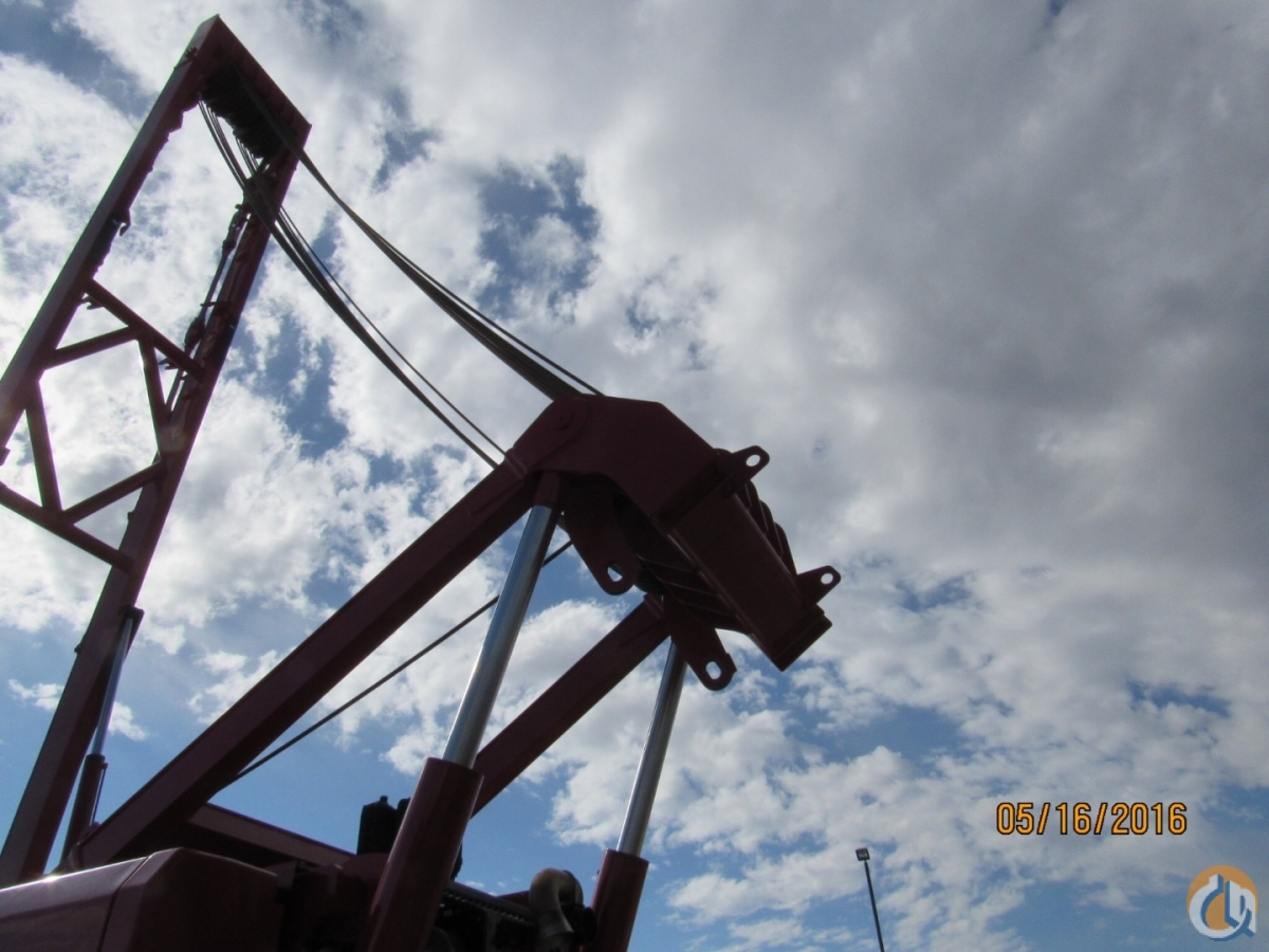 MANITOWOC 999 275 TON CRAWLER CRANE Slll 2013 Crane for Sale in Winnipeg Manitoba on CraneNetworkcom