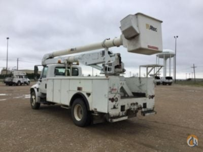 Sold 2005 Altec AA600L Crane for  in Waxahachie Texas on CraneNetwork.com