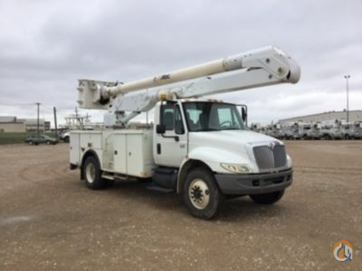 Sold 2005 Altec AA600L Crane for  in Waxahachie Texas on CraneNetworkcom