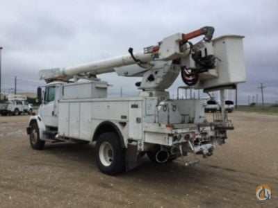 Sold 2001 Altec AM855-MH Crane for  in Waxahachie Texas on CraneNetwork.com