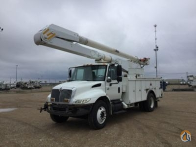 Sold 2005 Altec AA755L-MH Crane for  in Waxahachie Texas on CraneNetwork.com