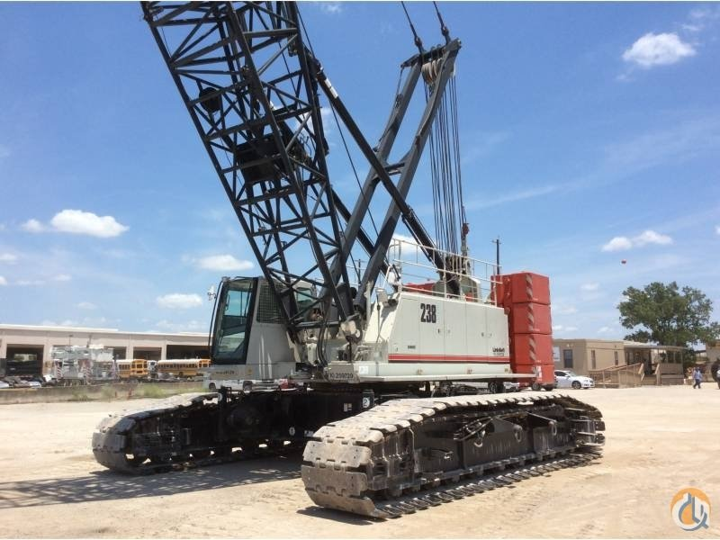 2012 Link Belt LCC 238HSL Crane for Sale in San Antonio Texas on CraneNetwork.com