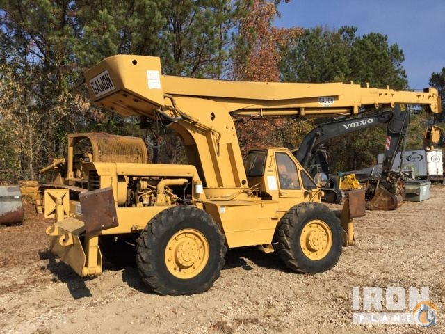 Sold Galion 150 Rough Terrain Crane Crane for  in Lilburn Georgia on CraneNetworkcom