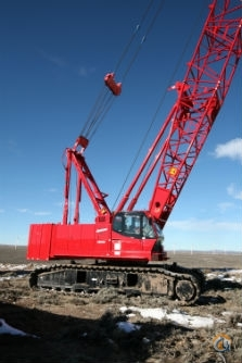 2010 Manitowoc 12000 Crane for Sale in Courtright Ontario on CraneNetwork.com