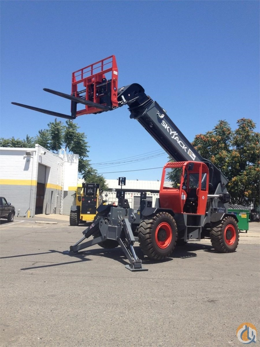2014 SKYJACK ZB2044 Crane for Sale or Rent in Sacramento California on CraneNetworkcom