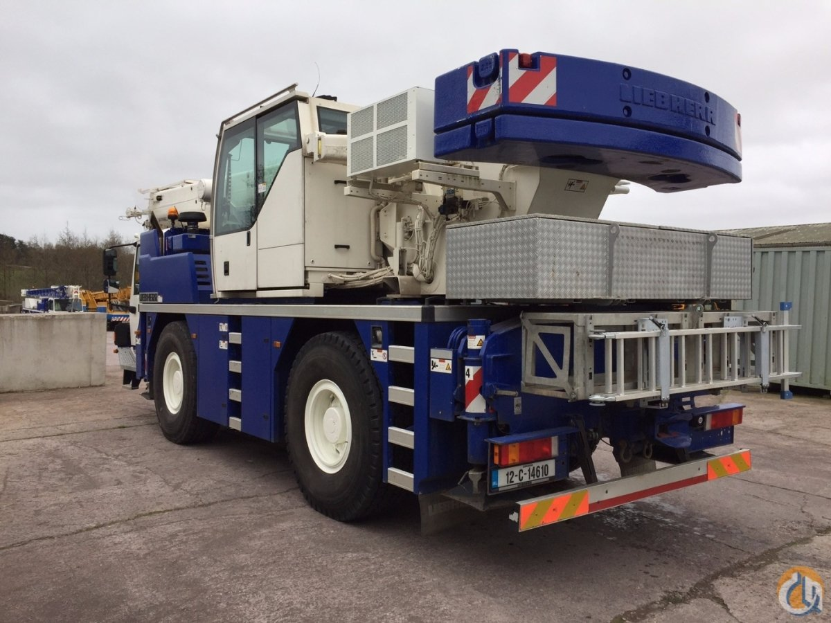 LIEBHERR LTM1030-2.1  35 TON ALL TERRAIN CRANE Crane for Sale in Cork County Cork on CraneNetwork.com