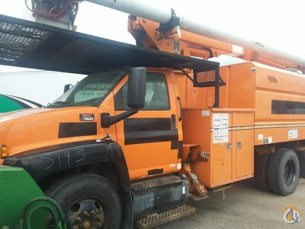 2009 GMC C7500 Crane for Sale in Des Moines Iowa on