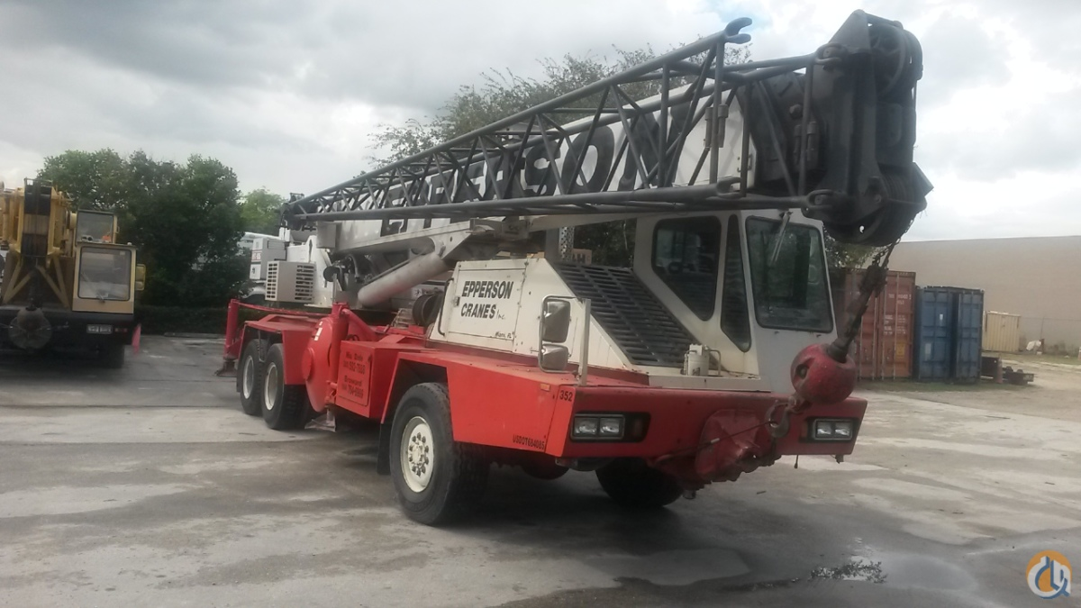 1997  Link-Belt HTC-835 Crane for Sale in Miami Florida on CraneNetwork.com