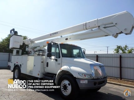 2007 Terex Hi-Ranger 5TC-55 Crane for Sale in Birmingham Alabama on CraneNetwork.com