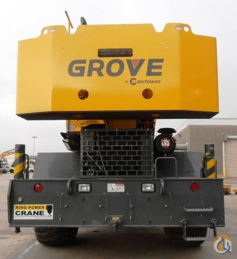2012 GROVE RT600E T3 Crane for Sale in Union City Georgia on CraneNetwork.com