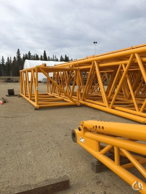 Liebherr LR 1750 Crawler Lattice Boom Cranes Crane for Sale LIEBHERR LR 1750 BW 2005   in  Alberta  Canada 208961 CraneNetwork