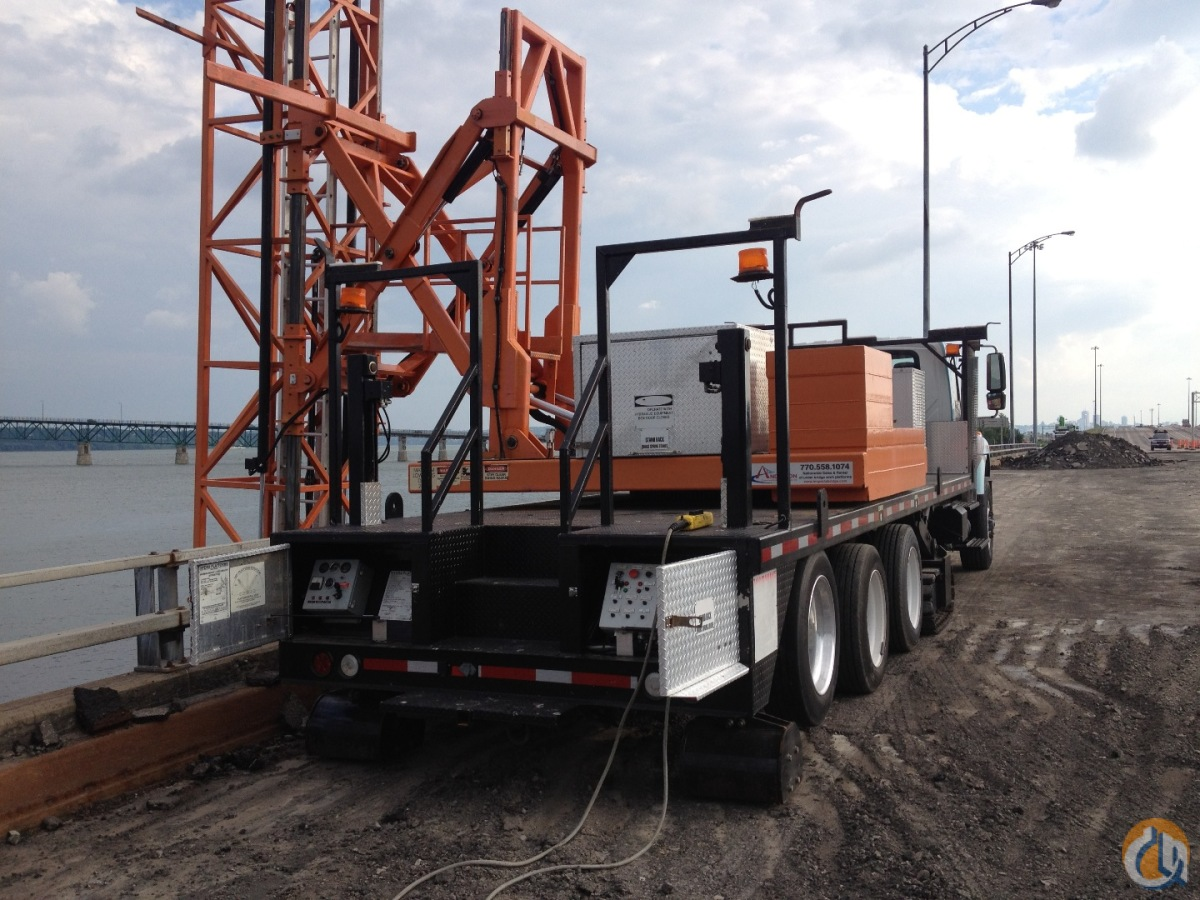 2008 HYDRA PLATFORMS HPT 66 Crane for Sale or Rent in Candiac Quebec on CraneNetwork.com