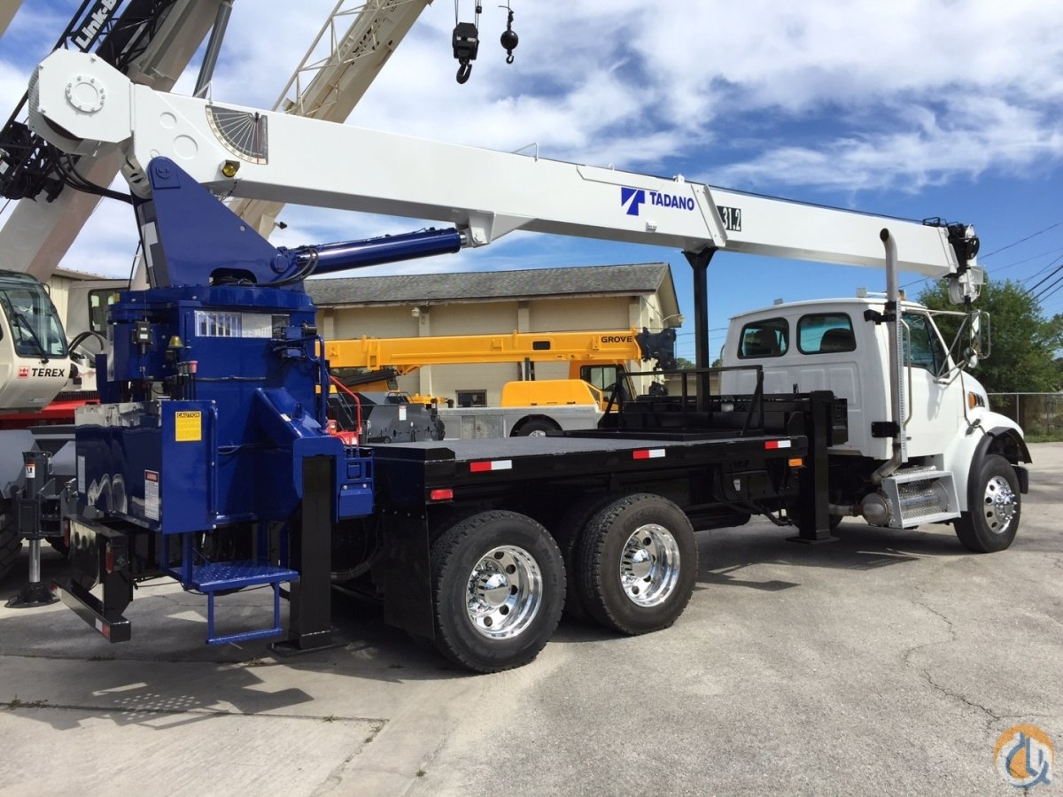 2008 TADANO TM-1882 18 ton 82 IN FLORIDA Crane for Sale in Fort Pierce Florida on CraneNetwork.com
