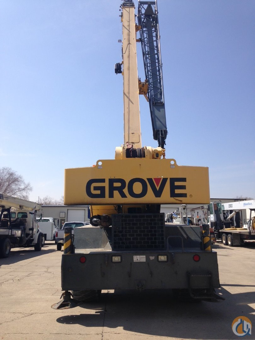 GROVE RT650E FOR SALE Crane for Sale in Des Moines Iowa on CraneNetwork.com