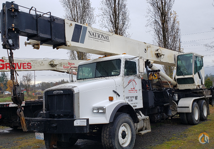 1998 National 15103 Crane for Sale in Port Angeles Washington on CraneNetwork.com