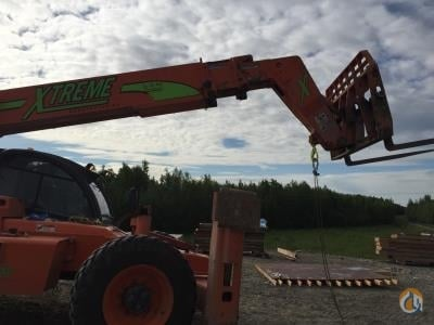 2011 Xtreme XR1245 Crane for Sale in Anchorage Alaska on CraneNetworkcom
