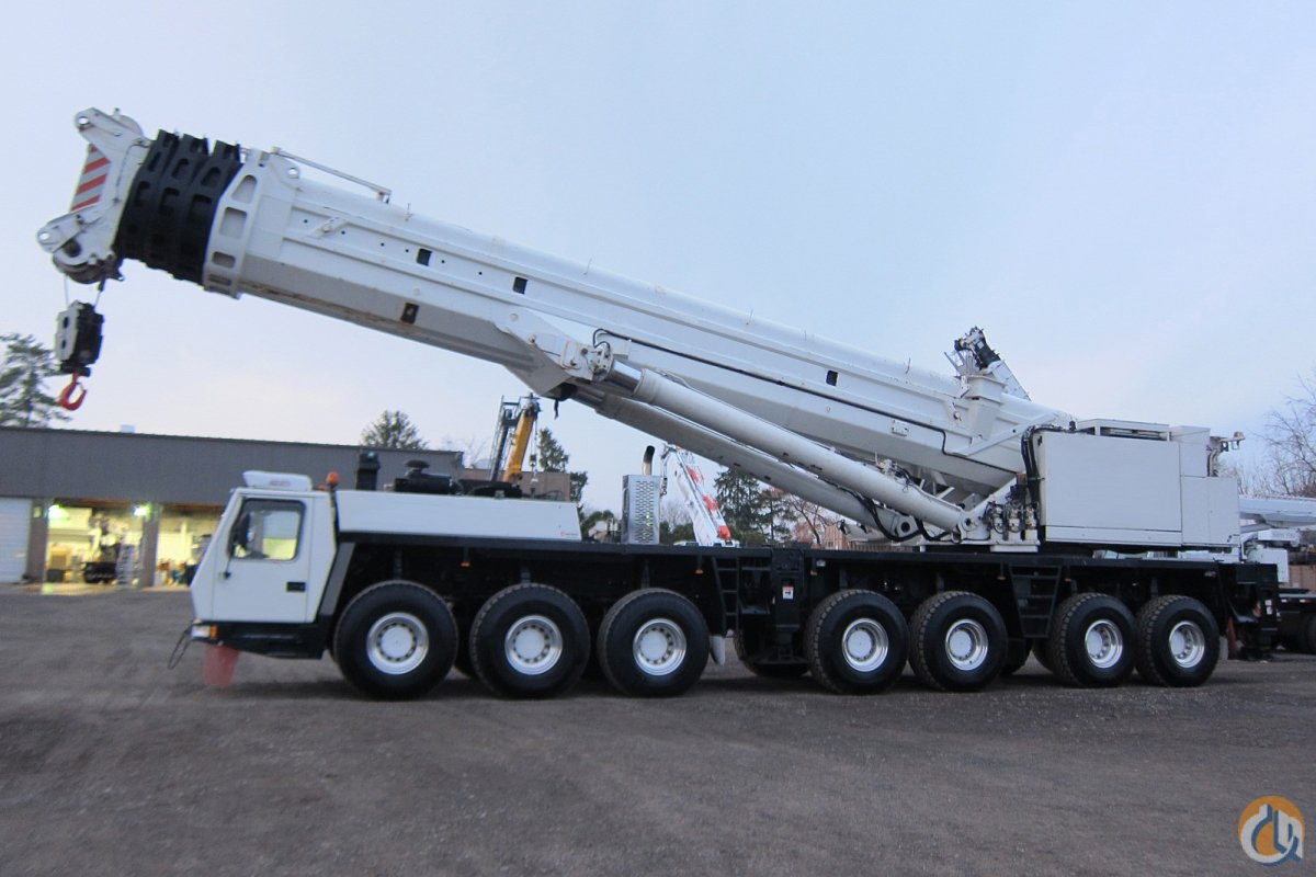 GROVE GMK7550 550-TON ALL TERRAIN CRANE Crane for Sale on CraneNetwork.com