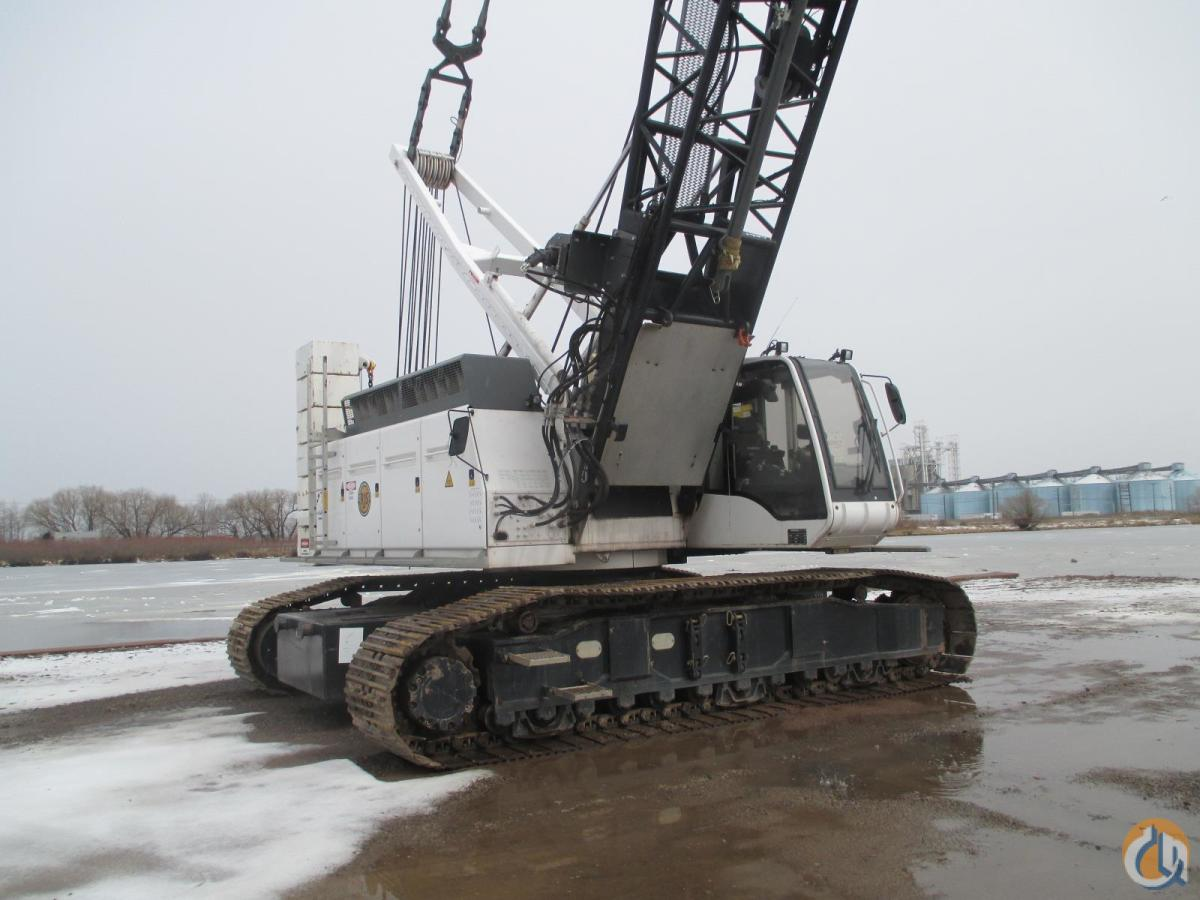 2008 LIEBHERR HS 855 HD Crane for Sale in Wausau Wisconsin on CraneNetworkcom