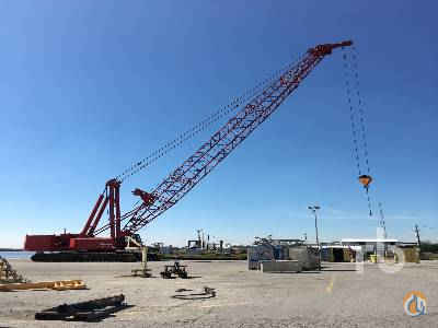 Sold 2012 MANITOWOC 777 Crane for  in Houston Texas on CraneNetworkcom