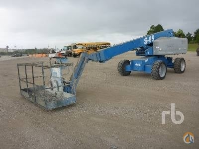 2007 GENIE S65 Crane for Sale in Davenport Florida on CraneNetwork.com
