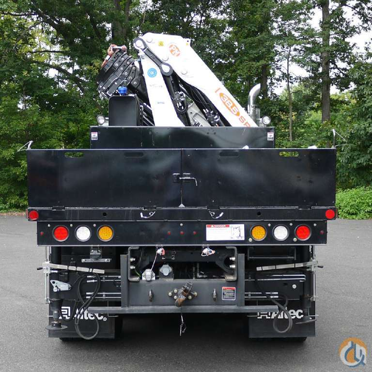 2014 PM 38525SPLC 8923 Crane for Sale in Hatfield Pennsylvania on CraneNetwork.com