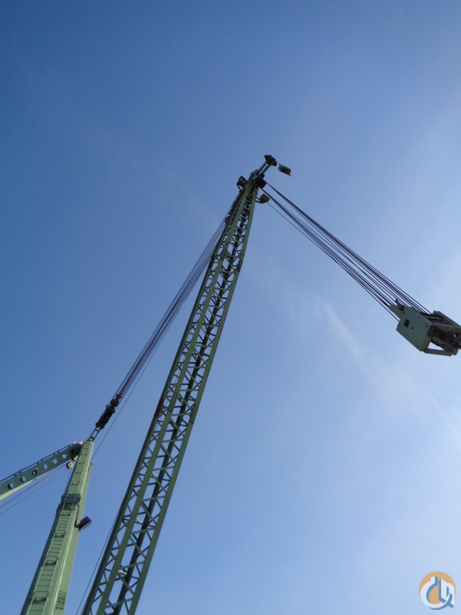 150 Ton Stiffleg Derrick Crane For Sale On Cranenetwork Com