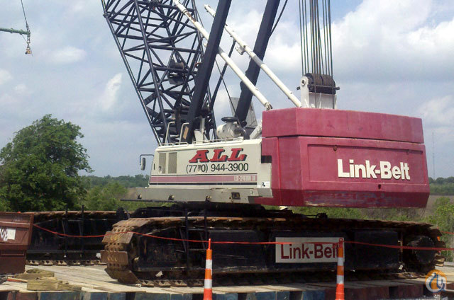 Link Belt LS248 Crane for Sale on CraneNetworkcom