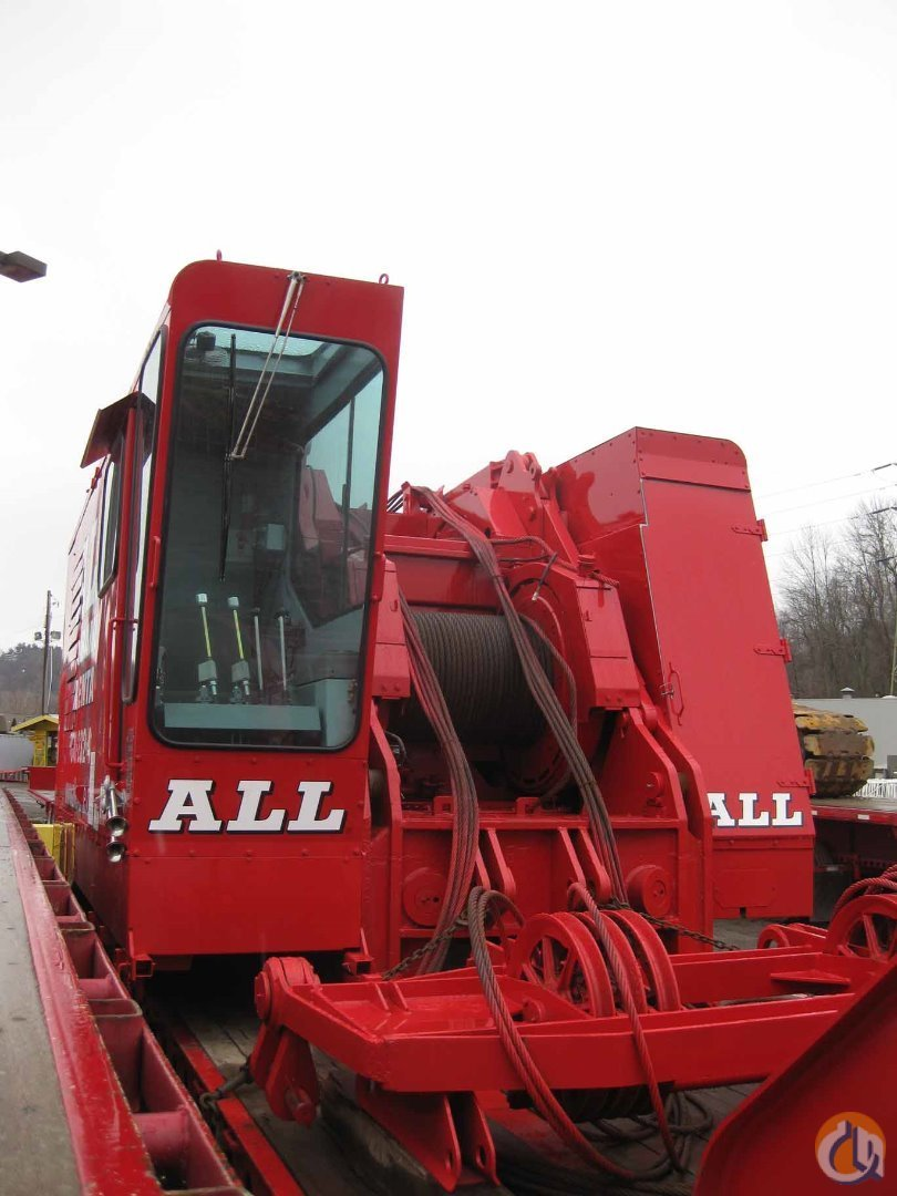 Manitowoc 4100W For Sale Crane for Sale in Mississauga Ontario on CraneNetworkcom