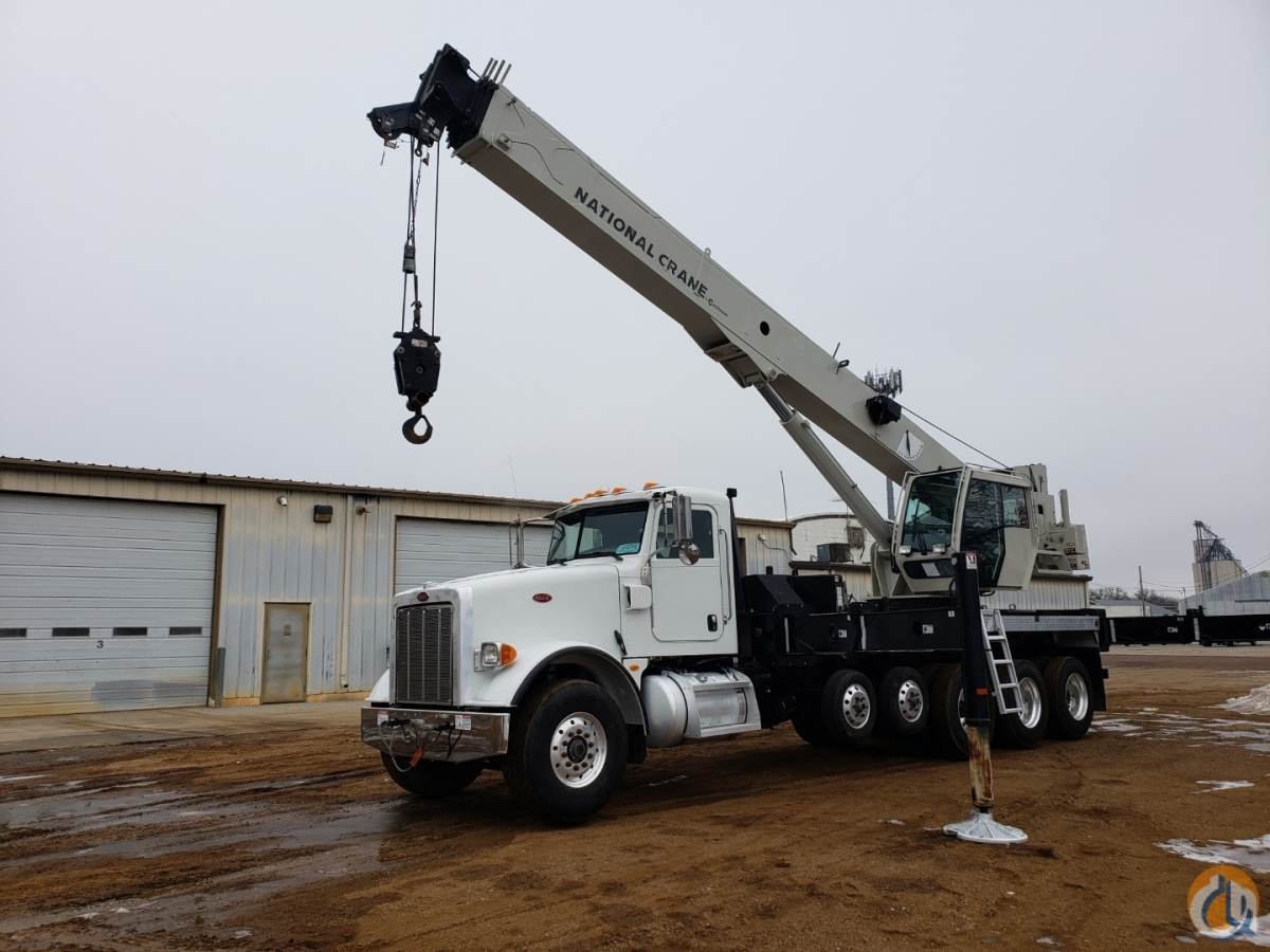 2014 National NBT55-128 Crane for Sale in Canton South Dakota on CraneNetwork.com
