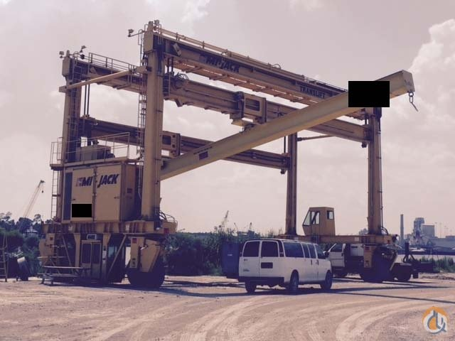 MiJack 1000R Crane for Sale in Mobile Alabama on CraneNetwork.com