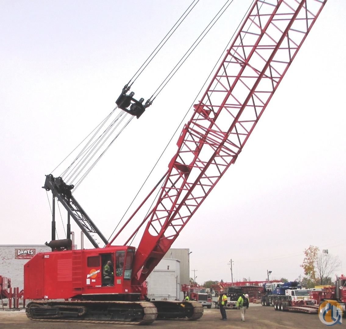 Manitowoc 4100W For Sale Crane for Sale in Pittsburgh Pennsylvania on  CraneNetwork.com