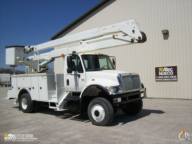 2006 LIFT-ALL LOM15552MS Crane for Sale in Fort Wayne Indiana on CraneNetwork.com