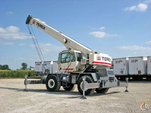 2013 Terex RT230-1  TWO IN STOCK Crane for Sale or Rent in Flowood Mississippi on CraneNetwork.com