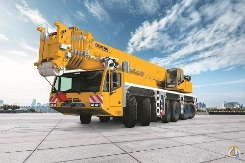 2019 DEMAG AC350-6 Crane for Sale on CraneNetwork.com