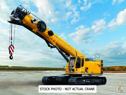 2016 Grove GHC75 Crane for Sale in Manchester Connecticut on CraneNetworkcom