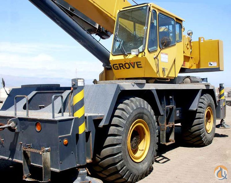 2007 Grove RT650E - Price Reduced Crane for Sale on CraneNetwork.com
