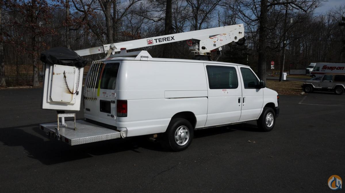 2009 Terex Hi-Ranger NT29 Crane for Sale in Hatfield Pennsylvania on CraneNetworkcom