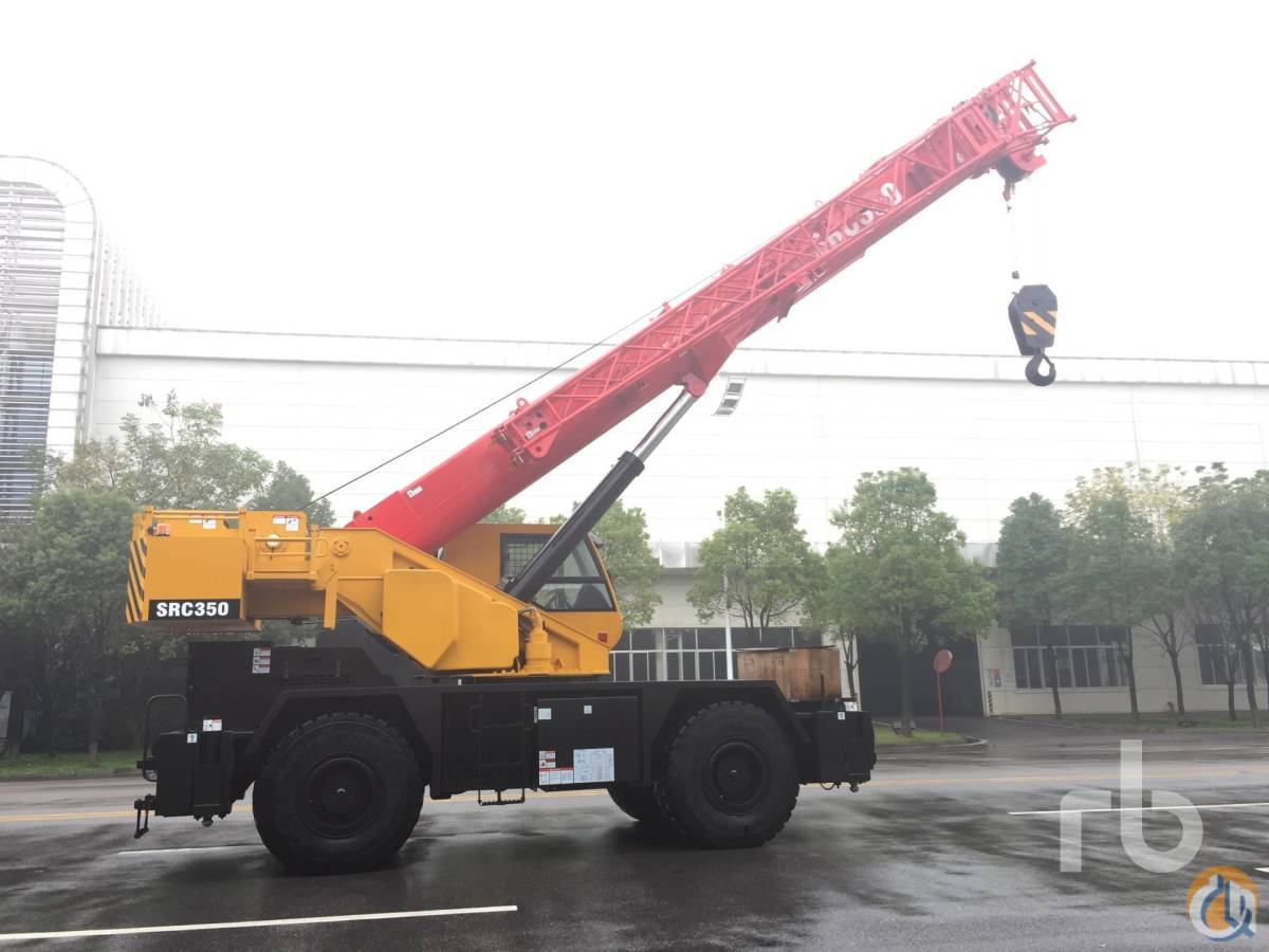 Sold 2016 SANY SRC350 Crane for  in Arar Northern Borders Province on CraneNetworkcom