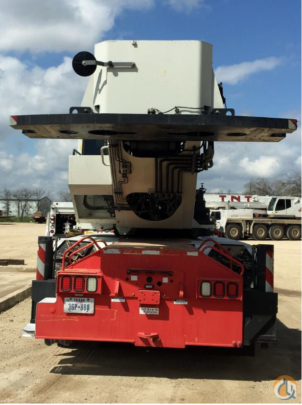 2010 Link-Belt HTC-8690 Crane for Sale in San Antonio Texas on CraneNetwork.com